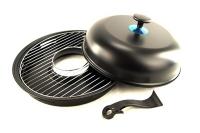 Сковорода гриль-газ D-508 керамичес. покрытие, съемная ручка