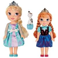 Набор Frozen Эльза и Анна и Снеговик
