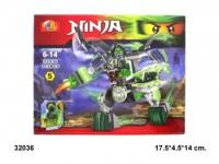 Конструктор cb toys ninja 32036 113 деталей