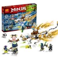 Конструктор Lele 79123 ninja мастер 575 деталей