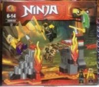 Лего Нинзяго 6*14 32032