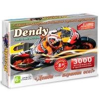 Легендарная приставка Dendy 3000 в 1(1)