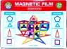 Магнитный конструктор Magnetic Film 48 деталей
