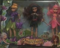 Куклы 3 в 1 серия Pirate Fairy