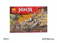 Конструктор Ninja lele 79111 Титановый дракон, 362 деталей