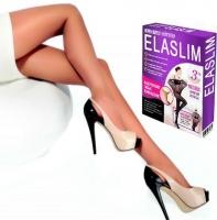 Нервущиеся колготки Elaslim (Эласлим) черный размер 2, 80 ден