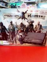 "Sega Dendy ""Xamy4"" (350 в 1) Assassin Creed Black"