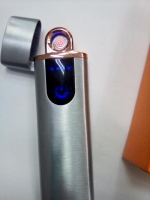 Зажигалка USB спираль