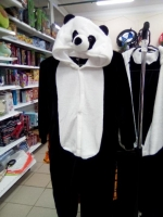 Кигуруми Панда рост 120см