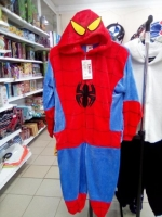 Кигуруми Человек Паук рост 120