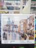 Алмазная мозаика Улицы Венеции