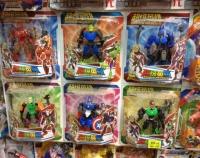 Супер герои на блистере 6 в 1