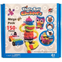 Банчемс 150 шариков липучек и удобная коробочка