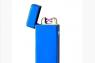 USB зажигалка lighter голубая
